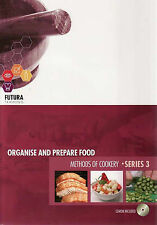 NEW Organise and Prepare Food and Methods of Cookery Futura Training