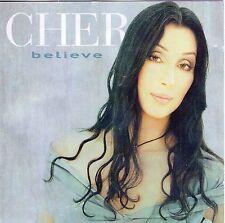 CD 10T CHER BELIEVE DE 1998