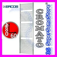 3S SCALDASALVIETTE CROMATO TERMOARREDO CROMO 180 x 60 cm TEKNO ERCOS BAGNO NUOVO