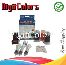 cartridge ink bottle refill kit box tool for HP802 803 678 650xl 650 tri-Color