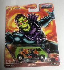 Hot Wheels Master of The Universe 2021 Skeletor 70s Van
