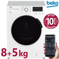 Waschtrockner 8/5kg Waschen Trocknen Wäschetrockner Waschmaschine Inverter 1400
