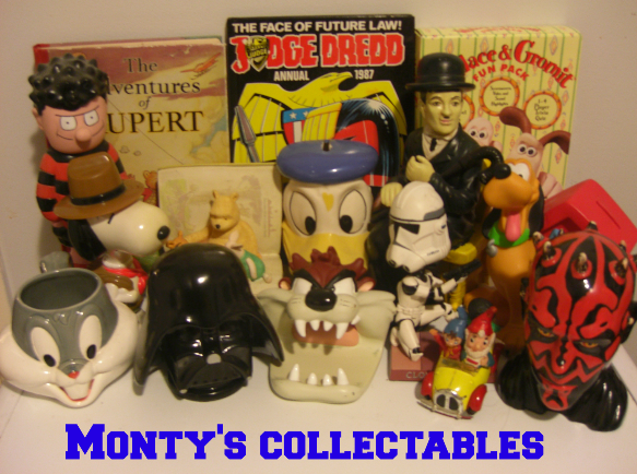 Monty's Collectables