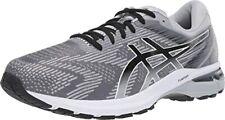 ASICS GT-2000 8 Men's Piedmont Grey/Black Mesh/Synthetic Shoes 9 US