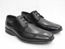Calzado de hombre Zapatos de vestir con cordones de color principal negro talla 42