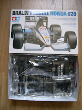 TAMIYA - Braun Tyrrell Honda 020, Ech 1/20è, NEUVE.