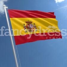 Spanish Flag Espana National 54cm x 35cm Football Olympics Sport NEW