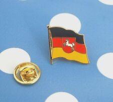 Niedersachsen Pin Anstecker Flaggenpin Anstecknadel Badge Button Sticker