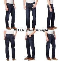 Lucky Brand,Men's Jeans,221 ORIGINAL STRAIGHT,Straight Fit,Straight Leg,NWT