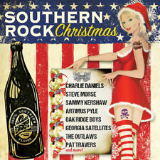 Various Artists - Southern Rock Christmas / Various [New CD]