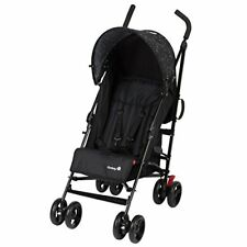 Safety 1st Slim - silla de paseo ligera color Splatter Black