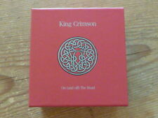 King Crimson:On(and off)The Road Promo Box(es)+18 Sleeves [Japan Mini-LP no cd Q