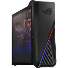 ASUS - ROG Strix G Series Gaming Desktop - AMD Ryzen 5 3600X - 8GB Memory - N...
