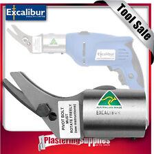 Excalibur Fibre Cement Shear Head Kit EXFCS