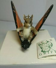 """Charming Tails """"Tiny Butterfly Ride"""" Christmas Ornament 89/190"""