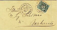 Z17871-TOSCANA, GAGLIANO, GRANDE CERCHIO PER BARBERINO DI MUGELLO, 1897