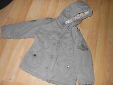 Jacke Gr 80 von Topolino khaki braun  guter Zustand