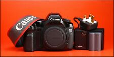 Canon EOS 5D DSLR Full Frame Camera - Body Only +Generic Battery & Canon Charger