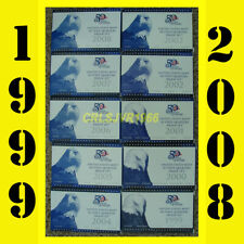 1999-2008 with COA/'s 10 United States US MINT 50 State Quarters Proof Sets