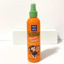 Kiss My Face Obsessively Kids Hair Detangler Orange Scent Spray New 8oz