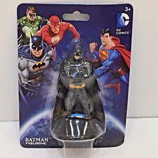 "BATMAN STANDING TALL FIG, Warner Brothers DC Comics 3"" Tall, New Unopened Pkg"