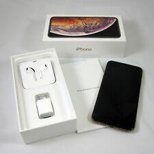 Apple iPhone XS Max Gold 256GB Verizon Unlocked Pristine