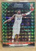 2018-19 Panini Mosaic Prizm DeAndre Ayton Green Refractor Phoenix Suns RC Rookie