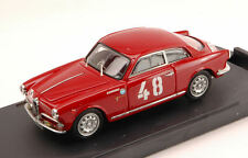 Alfa Romeo Giulietta Sprint #48 Rally Sestriere 1958 Ada Pace 1:43 Model BANG