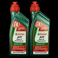2L Castrol ATF DEX II MULTIVEHICLE Automatikgetriebeöl, MB 236.6,FORD, GM, ZF