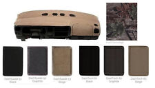 Dodge Specialty Dash Cover Custom Fit Tech Fabric Camouflage Suede Fabrics SPDG