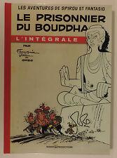 FRANQUIN Spirou VO T 8 Le Prisonnier du Bouddha grand format limite