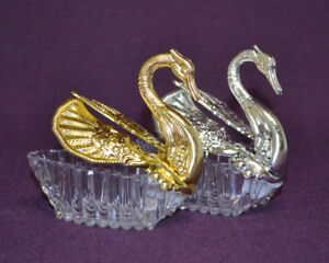 12PCS Romantic Swan Wedding Favor Boxes Candy Box Quince Wedding Favors Gift