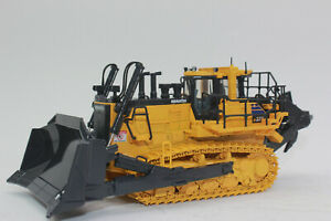 First gear 50 3426 Komatsu Bulldozer D 375 A 8 Caterpillar Dozer 1:50 New Boxed