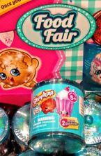 * 3 * Shopkins Food Fair SEALED Shopkins Stack & Display Jar - 3 jars Three jars