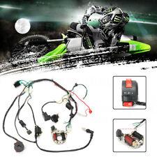s-l225 Quadzilla Wiring Harness on fuel pump, fog light, aftermarket radio, best street rod, hot rod, classic truck,