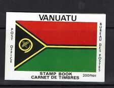 Vanuatu: 1980 Stamp Booklet, National Flag, SB2