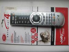 TV Universal 4  Remote Control. Jully Line