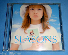 MADE IN JAPAN:AYUMI HAMASAKI - Seasons CD SINGLE,JPOP,JROCK,AYU,J-Pop