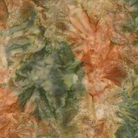 Robert Kaufman Batik Fabric, AMD-17753-47, GRASS, By The Half Yard, Lunn Studios