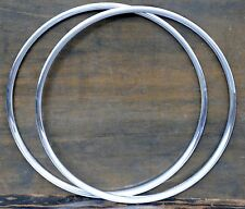 "NOS 29 28"" P Blunt Bicycle RIMS 36h TOC Vintage Prewar Track Bike Wood Wheel MTB"