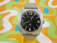 Vintage Russian Soviet mechanical men's watch VOSTOK Komandirskie Zakaz MO USSR