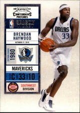 Panini Contenders Basketball Trading Cards For Sale Ebay