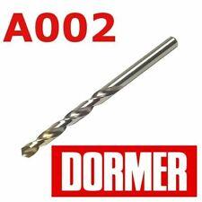 Dormer A002 HSS Tin Jobber Drill Bit 13.5mm