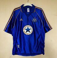 FC NEWCASTLE 19981999 AWAY FOOTBALL JERSEY CAMISETA SOCCER MAGLIA SHIRT VINTAGE