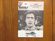 May 24, 1980 TV  Times  TELE-VUE  (ANDY   KAUFMAN/JACK  SOO/TAXI/BARNEY  MILLER)