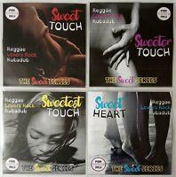 'Sweet Series' 4CD JUMBO pack Reggae, Lovers Rock & Rubadub - Over 80 tracks!!