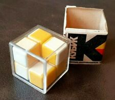 Russian USSR minus cube puzzle vintage LOGIC GAME native brain teaser box rare