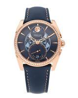 Parmigiani Tonda Metropolitaine Selene 18k Rose Gold 33.7mm Diamond Ladies Watch