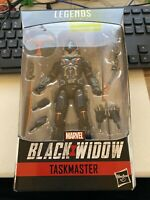 Black Widow Marvel Legends 6-Inch Taskmaster Action Figure New In Stock!!