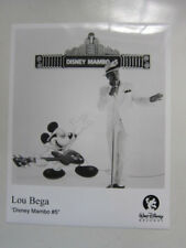 LOU BEGA Mickey Mouse mambo  8x10 photo